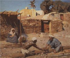 And there was - Vasily Polenov
