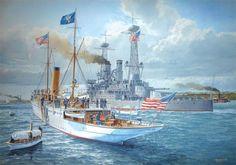 The Man Behind the Art | U.S. Naval Institute