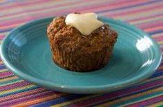 Quick Microwave Flax Muffins:  ¼ cup flax meal  ½ tsp baking powder  1 packet sweetener  1 tsp cinnamon  1 large egg  1 tsp melted butter or coconut oil  In a coffee mug, mix all dry ingredients, add in oil & egg- mix well. Microwave approximately one minute. Pop out of cup and eat with butter or however you like.