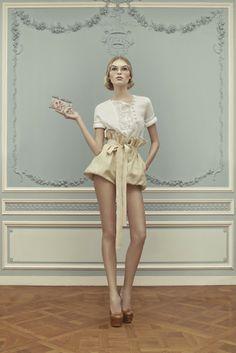 Moda: Ulyana Sergeenko