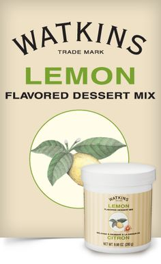 Lemon Dessert Mix