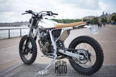 Notre dAME MOTO Honda NX650 Dominator
