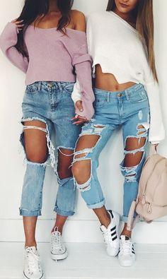 You can never have too much denim!