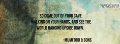 The Cave, Mumford and Sons
