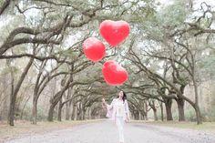 Celebrate Valentine's Day at Savannah's Wormsloe Plantation