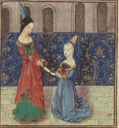 Margaret of Nevers, Dauphine of France, Duchess of Guyenne and Countess of Richemont « The Freelance History Writer