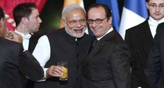 Francois Hollande to be chief guest at 2016 Republic Day celebrations