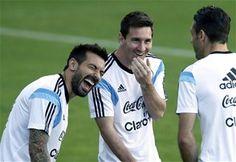 Informando24Horas.com: Europa, la última valla entre Brasil Vs. Argentina...