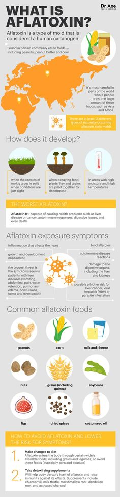 What is aflatoxin - Dr. Axe http://www.draxe.com #health #holistic #natural