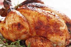 Receita de Frango na maionese em receitas de aves, veja essa e outras receitas aqui!