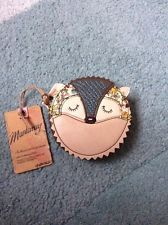 Mantaray purse, Hedgehog