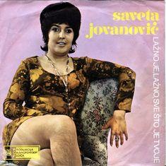 Saveta Jovanovic @ the most ridiculous Yugoslav album covers ever
