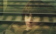 "Nastassja Kinski in ""Wrong Move"" (1975, Wim Wenders) /  Cinematography by Robby Müller"