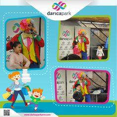 #DarıcaParkAVM 3. katta gerçekleşen 26 Kasım etkinliklerinde ziyaretçilerimiz eğlenceli dakikalar geçirdi. Diğer etkinlik fotoğraflarını da aşağıdaki linkten inceleyebilirsiniz. http://www.daricaparkavm.com/galeri