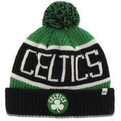 4826f1038b3 Men s Boston Celtics  47 Kelly Green Calgary Cuffed Knit Hat