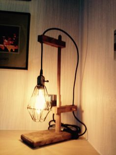 My Attempts - Chemistry dimmer Light