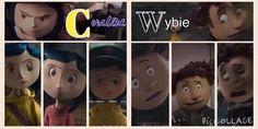 Coraline and Wybie Coraline And Wybie, Coraline Jones, Fandoms, Deep, Movies, 2016 Movies, Films, Film Books, Film Movie