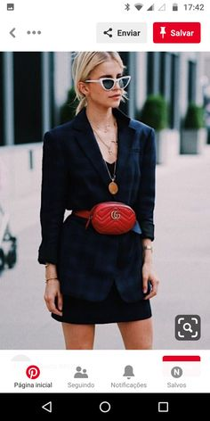 35 Belt Bags to elevate your wardrobe! Belt bags have exploded! Find my favorite belt from the hottest designers right here. Sneakers Street Style, Dad Sneakers, Dad Shoes, Belt Bags, Cool Kids, Saddle Bags, Chloe, Girl Fashion, Lady