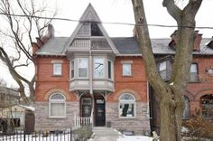 441 Sumach Street   Toronto Central - Cabbagetown Grand Victorian, sophisticated and contemporary where it counts with gourment kitchen, top of the line stainless steel appliances and 3 spa baths. Dark hardwood and gas fireplace. Gorgeous master retreat with large private deck. Professionally landscaped garden, perfect for entertaining! Minutes to parks, public transit, shopping and restaurants. Extraordinary…  Price: $1,299,000