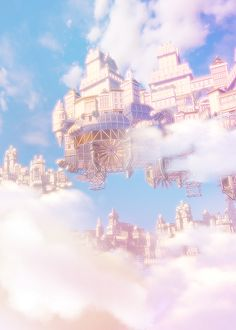 bioshock infinite-literally some of most beautiful scenery I''ve ever seen in a game