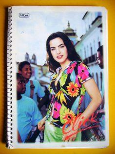 Teve a fase do Click Star com atores famosos, tipo a Ana Paula Arósio.