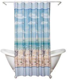 Blue Beach Cruiser Soap Dish Holder Resin Bath Tray Modern Coastal Bathroom New