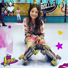 Patinando e Cantando: Muita patinação em Sou Luna, nova telenovela do Disney Channel