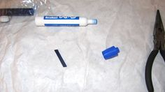 Revive a dead dry-erase marker.