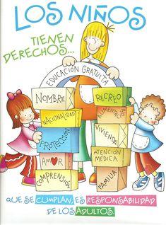 A través de la infancia: Convención sobre los Derechos del Niño