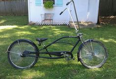 my cadillac Lowrider bicycle
