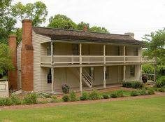 Fort Donelson - Dover Hotel/Surrender House