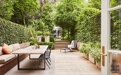 Home Garden Design .Home Garden Design Casa Patio, Small Backyard Patio, Backyard Patio Designs, Small Courtyard Gardens, Outdoor Gardens, Modern Gardens, Small Gardens, Townhouse Garden, Amsterdam Houses