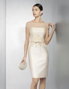 Vestido de fiesta - Couture Club 01C   Odet Saüc