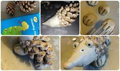 creative with pine cones - Google zoeken
