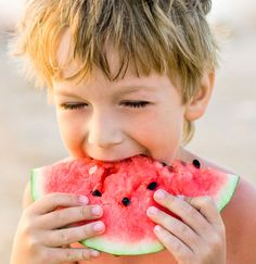 Watermelon Wonder: 8 Cooling Tips & Recipes. Get high on watermelon this summer: light, delicious, and completely fat-free, it is also full of vitamins and cancer-fighting antioxidants. Go ahead, dig in.
