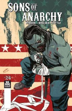 Sons of Anarchy – The Comic Book cover 24
