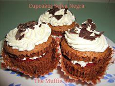The Muffin Mum: Cupcakes Selva Negra
