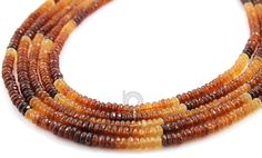 Natural NO TREATMENT Genuine African Hassonite by Beadspoint, $59.95