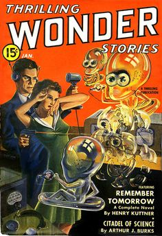 The aliens on this cover seem to be pretty advanced for 30s pulp lit.