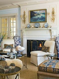 Traditional Living Room Pictures traditional (victorian, colonial) living roomtimothy corrigan
