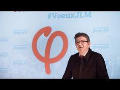 VOEUX DE MÉLENCHON - UNE FRANCE NON ALIGNÉE POUR LA PAIX - #VoeuxJLM - YouTube