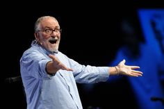 """Bob Goff, author of Love Does, has a phrase on his bathroom mirror that says: Love God, Love People, and Do Stuff. He has this attitude of just saying """"yes"""" to love, life, the world, people, and God. He quits something every Thursday to make room for more of the """"yes's"""" in life."""