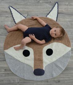 Fox Playmat (Beige) PRE ORDER STOCK ARRIVING 12 AUG