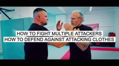 PETER WECKAUF | How to Fight Multiple Attackers - How to Defend Against ... Self Defense Tips, Self Defense Techniques, Martial Arts Techniques, Sports Training, Home Learning, Channel, Teaching, Education, Youtube