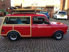 mini clubman estate with a difference traveller /woody | eBay