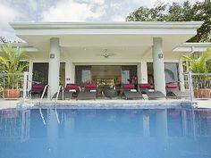 Manuel Antonio Villa Rental: Stunning Villa, In Tulemar, Ocean Views, Pvt Beach, Pool, Sleeps 7   HomeAway Luxury Rentals