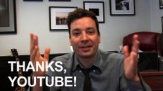 Over 1.5 Million Subscribers! - Thanks from Jimmy Fallon - http://www.entretemps.net/over-1-5-million-subscribers-thanks-from-jimmy-fallon/
