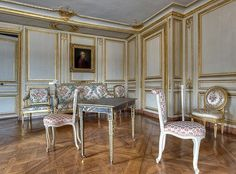 APARTMENT OF MADAME DU BARRY AT VERSAILLES, FRANCE