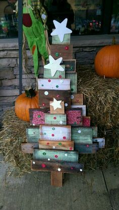 i adore how festive and rustic these are.