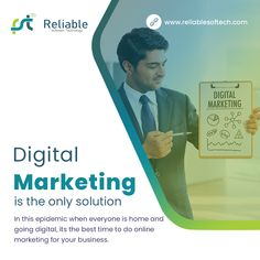 Reliable Software Technology is a Digital Marketing Company based in Bangalore that provides essential Digital Marketing Services such as SEO, SMM, SEM, etc. Digital Marketing Services, Online Marketing, Advertise Your Business, Business Products, S Mo, Software, Advertising, Platform, Internet